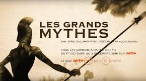 Série documentaire qui revisite les grands mythes. L'Illiade.